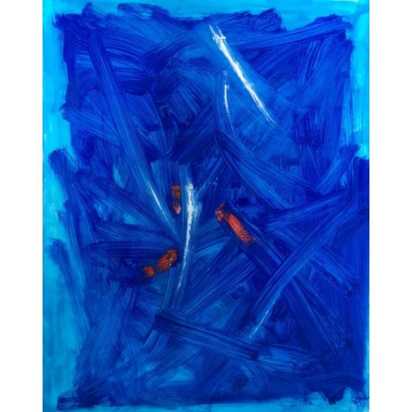 Abstrakcja w Błękicie nr_15