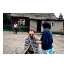 Wybory 1989. Strzyżenie włosów przed pójściem na pierwsze wolne wybory od czasów wojny