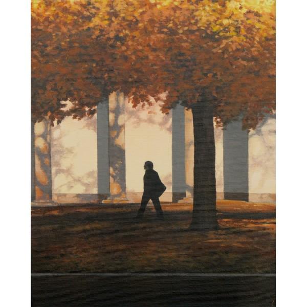 Jesień w Łazienkach II