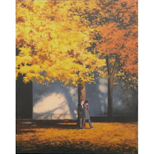 Jesień w Łazienkach I