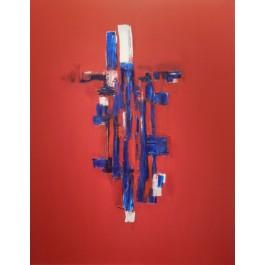 Abstrakcja w Czerwieni nr_5