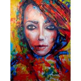 Portret Emocjonalny kobiety 'Anna'