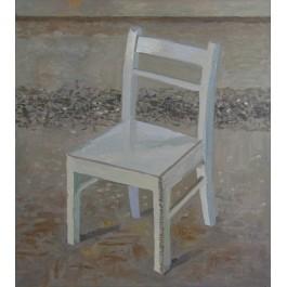 Krzesło z cyklu Fabryka