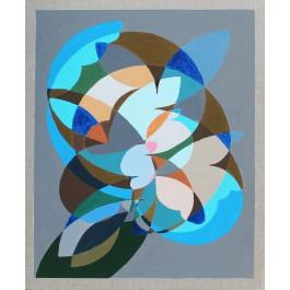 Błękitny kwiat 2