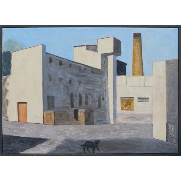 Pies i fabryka
