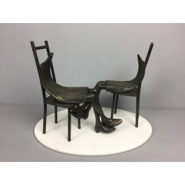 GIRLS IN CHAIRS