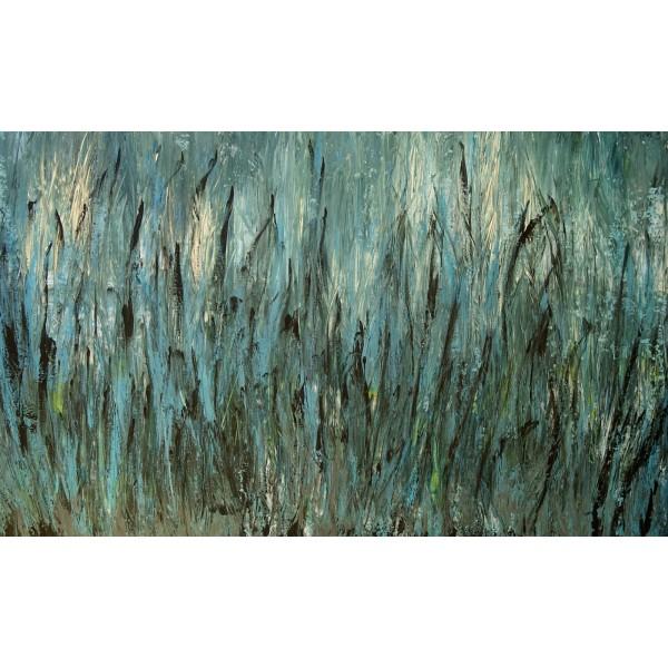 In the seaside grass