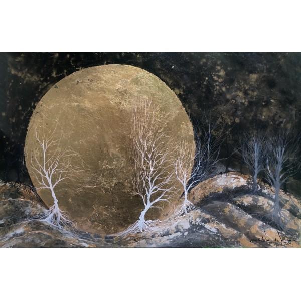 W księżycowym gaju