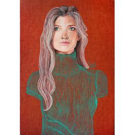 Portret Sary